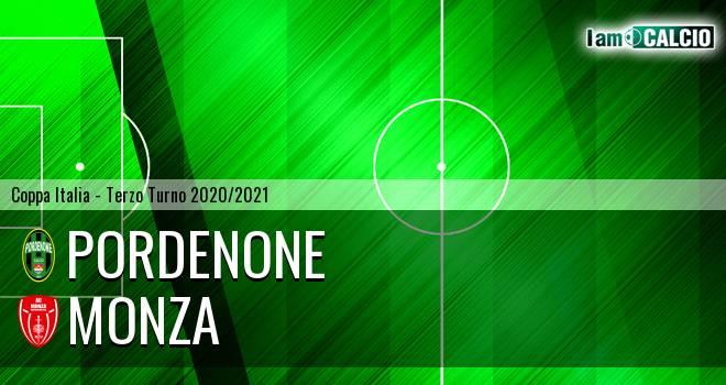Pordenone - Monza