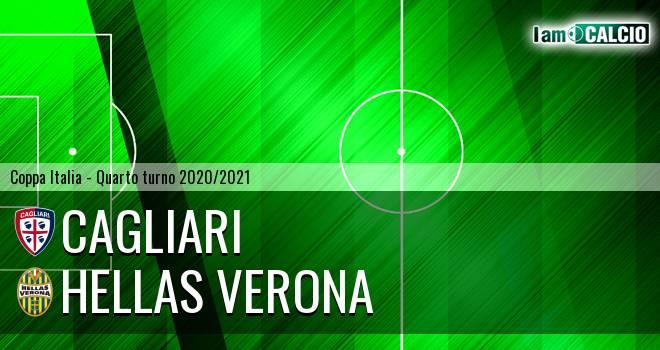 Cagliari - Hellas Verona