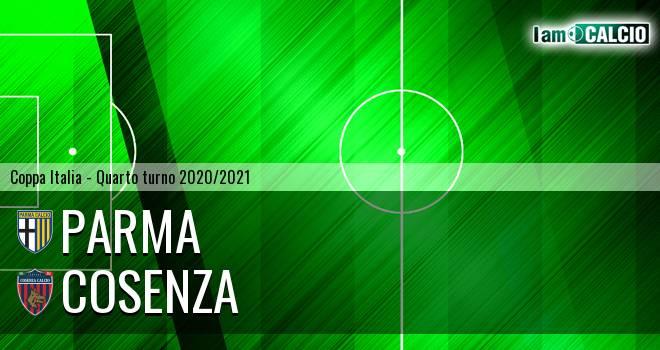 Parma - Cosenza