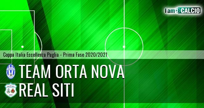 Team Orta Nova - Real Siti