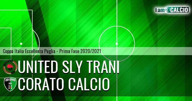 United Sly Trani - Corato Calcio