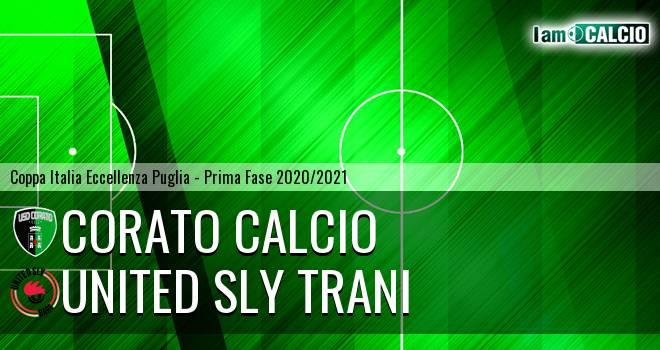 Corato Calcio - United Sly Trani