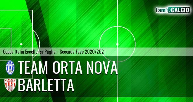 Team Orta Nova - Barletta 1922