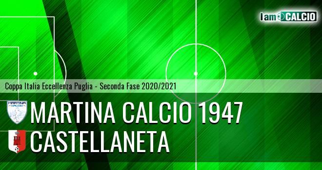 Martina Calcio 1947 - Castellaneta