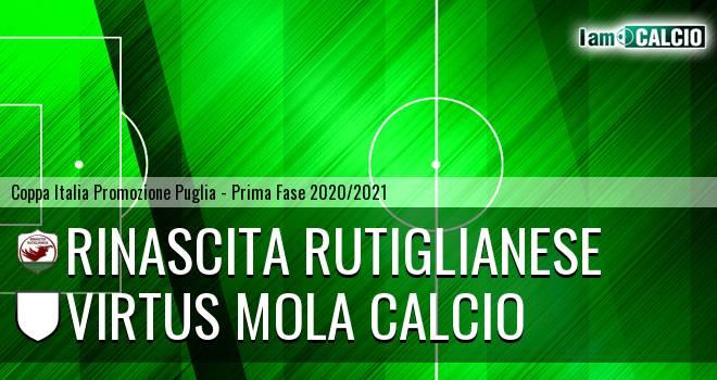 Rinascita Rutiglianese - Virtus Mola Calcio