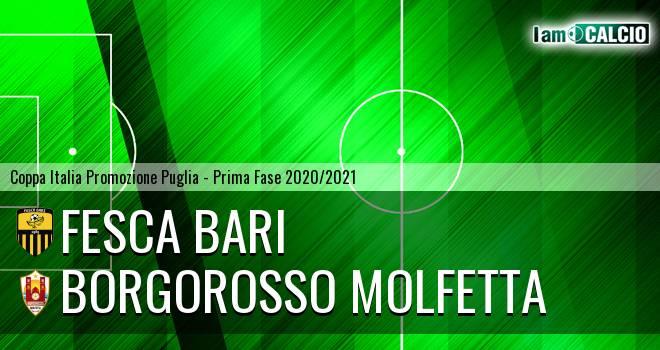 Fesca Bari - Borgorosso Molfetta