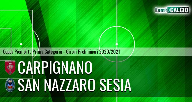 Carpignano - San Nazzaro Sesia