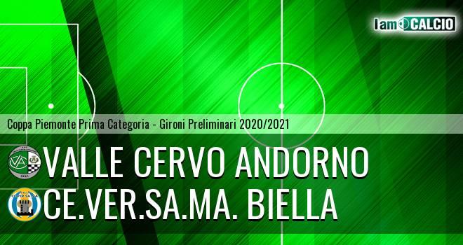 Valle Cervo Andorno - Ce.Ver.Sa.Ma. Biella