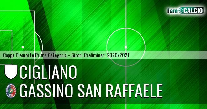 Cigliano - Gassino San Raffaele
