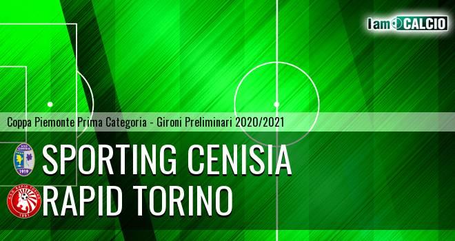 Sporting Cenisia - Rapid Torino