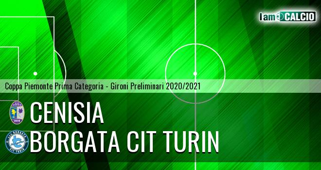 Cenisia - Borgata Cit Turin
