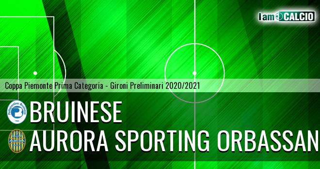 Bruinese - Aurora Sporting Orbassano