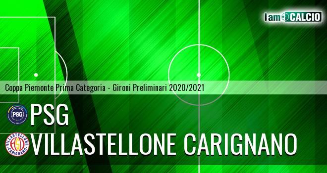 PSG - Villastellone Carignano
