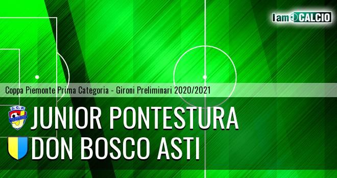 Junior Pontestura - Don Bosco Asti