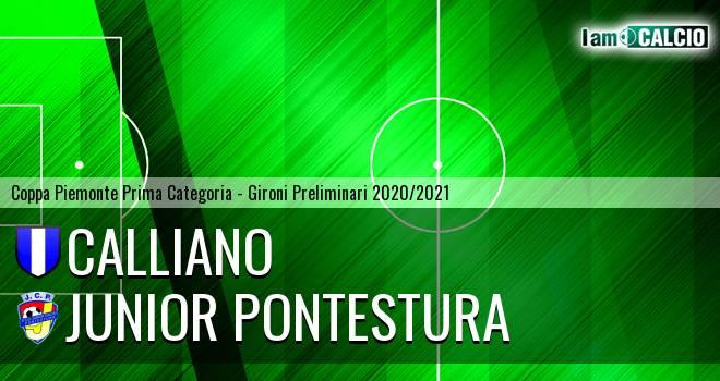 Calliano - Junior Pontestura