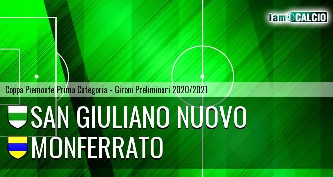San Giuliano Nuovo - Monferrato
