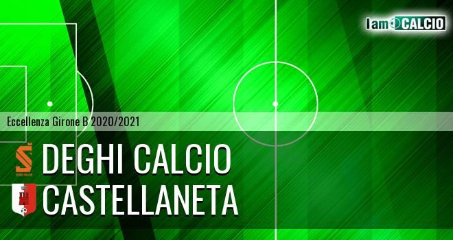 Deghi Calcio - Castellaneta