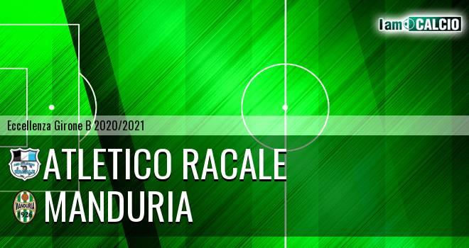 Atletico Racale - Manduria