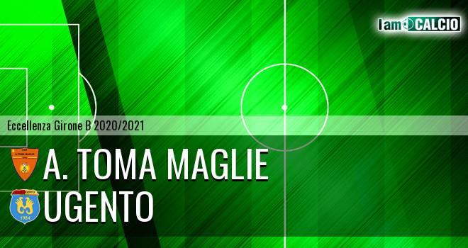 A. Toma Maglie - Ugento