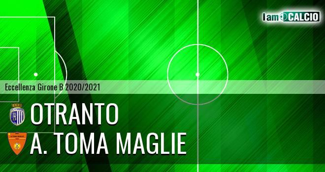 Otranto - A. Toma Maglie