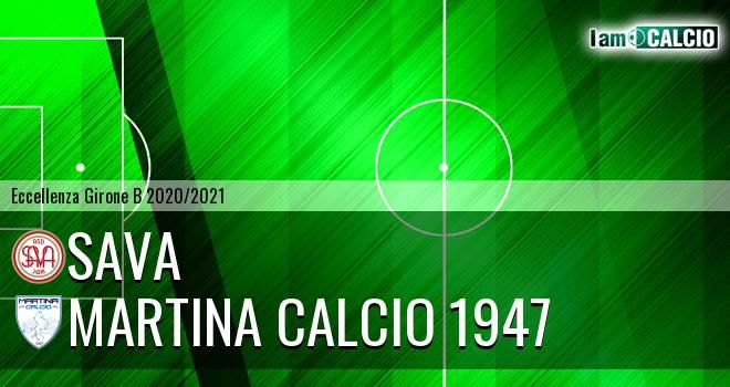 Sava - Martina Calcio 1947