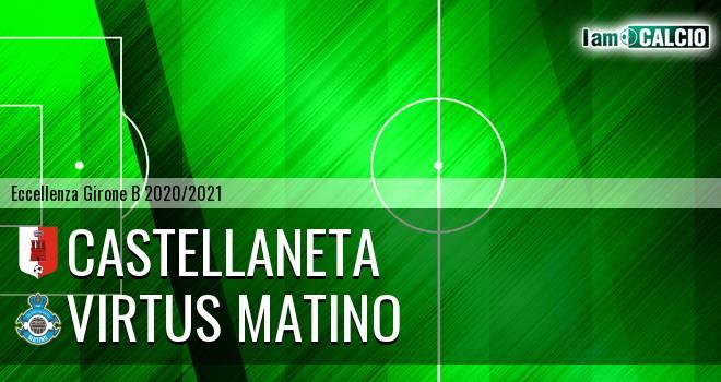 Castellaneta - Virtus Matino