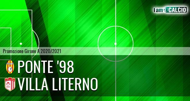 Ponte '98 - Villa Literno