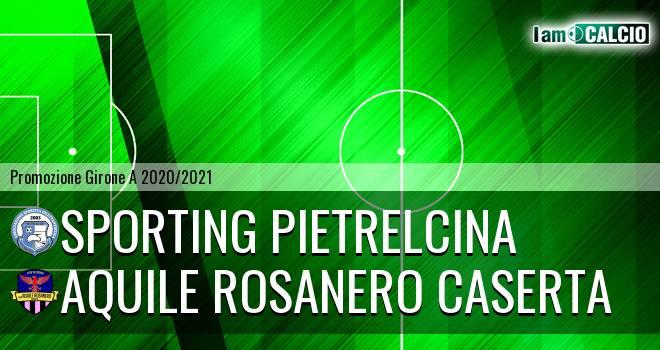 Sporting Pietrelcina - Aquile Rosanero Caserta