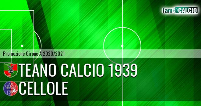 Teano Calcio 1939 - Cellole