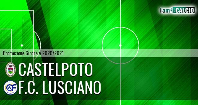 Castelpoto - F.C. Lusciano