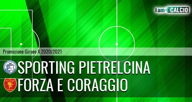 Sporting Pietrelcina - Forza e Coraggio