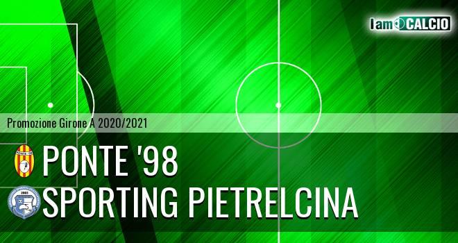 Ponte '98 - Sporting Pietrelcina