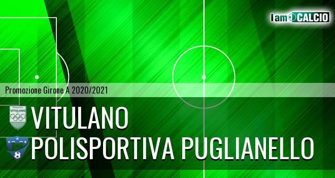 Vitulano - Polisportiva Puglianello