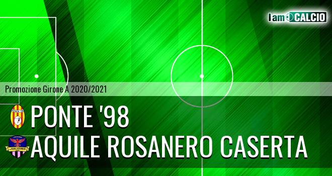 Ponte '98 - Aquile Rosanero Caserta