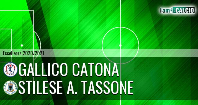 Gallico Catona - Stilese A. Tassone