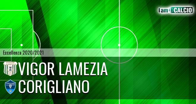 Vigor Lamezia - Corigliano