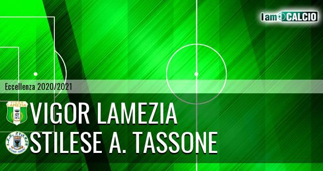 Vigor Lamezia - Stilese A. Tassone