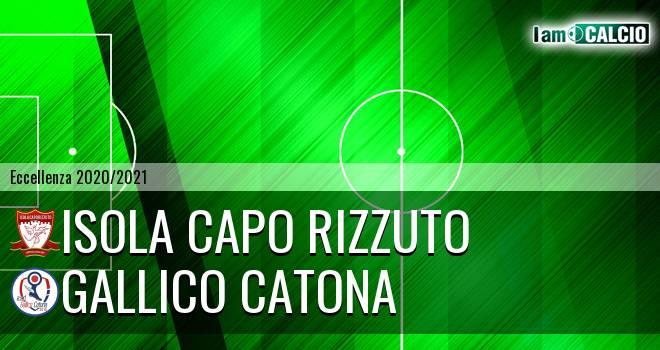 Isola Capo Rizzuto - Gallico Catona