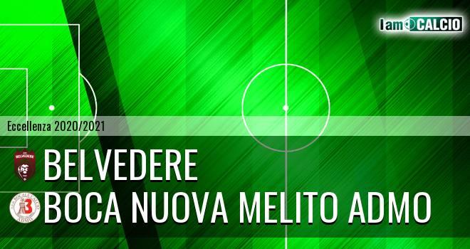 Belvedere - Boca Nuova Melito ADMO