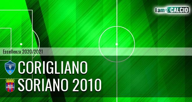Corigliano - Soriano 2010