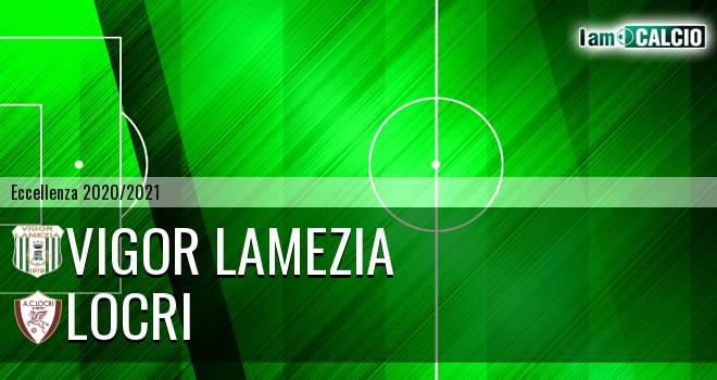 Vigor Lamezia - Locri