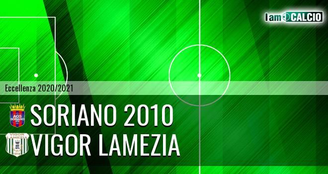 Soriano 2010 - Vigor Lamezia