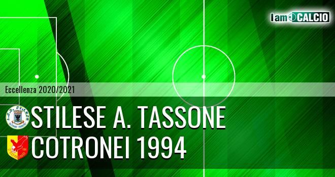 Stilese A. Tassone - Cotronei 1994