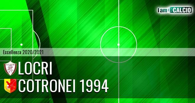 Locri - Cotronei 1994