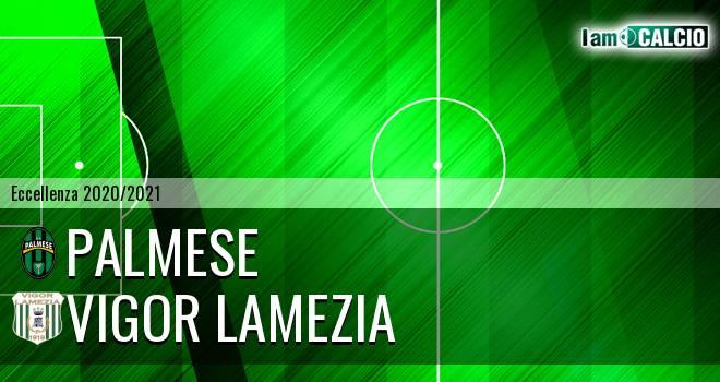 Palmese - Vigor Lamezia