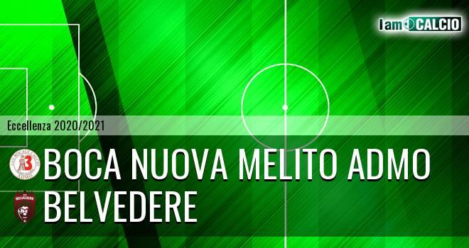 Boca Nuova Melito ADMO - Belvedere