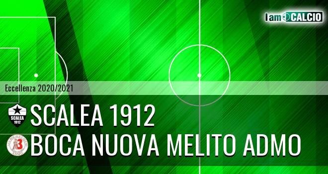 Scalea 1912 - Boca Nuova Melito ADMO