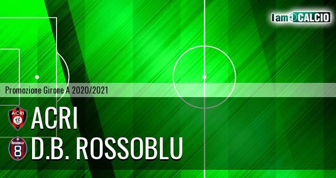 Acri - D.B. Rossoblu