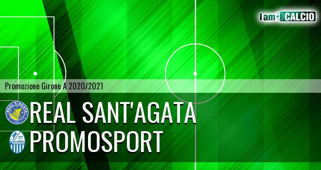 Real Sant'Agata - Promosport