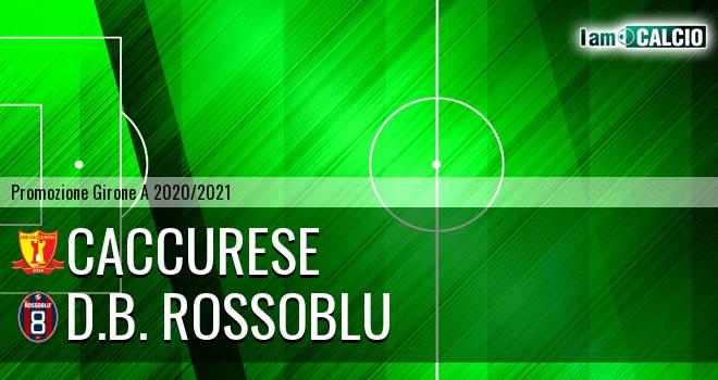 Caccurese - D.B. Rossoblu